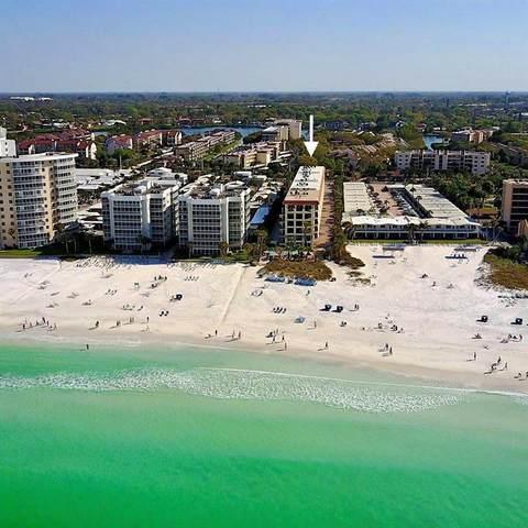 6326 Midnight Pass Road #301, Sarasota, FL 34242 (MLS #A4499526) :: Keller Williams Realty Select