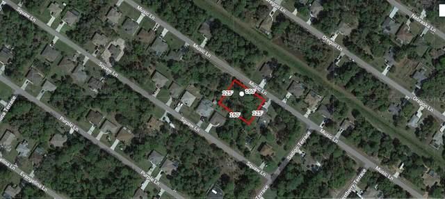 Music Lane, North Port, FL 34286 (MLS #A4499541) :: Premium Properties Real Estate Services