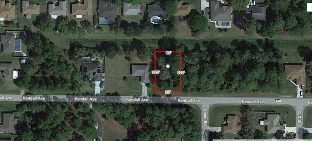 Kendall Avenue, North Port, FL 34286 (MLS #A4499544) :: Armel Real Estate