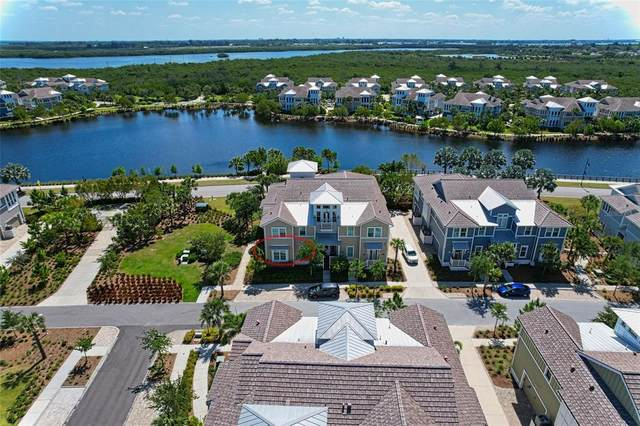 303 Compass Point Drive #101, Bradenton, FL 34209 (MLS #A4499547) :: Keller Williams Realty Select