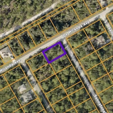 Sannatonah Street, North Port, FL 34287 (MLS #A4499562) :: CENTURY 21 OneBlue
