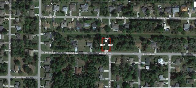 Kendall Avenue, North Port, FL 34286 (MLS #A4499610) :: Armel Real Estate