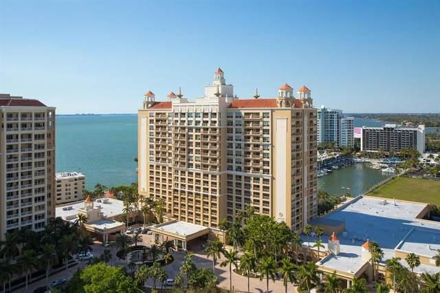 1111 Ritz Carlton Drive #1701, Sarasota, FL 34236 (MLS #A4499645) :: Team Borham at Keller Williams Realty