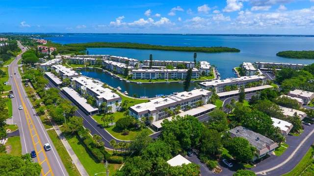 4380 Exeter Drive #106, Longboat Key, FL 34228 (MLS #A4499682) :: Frankenstein Home Team