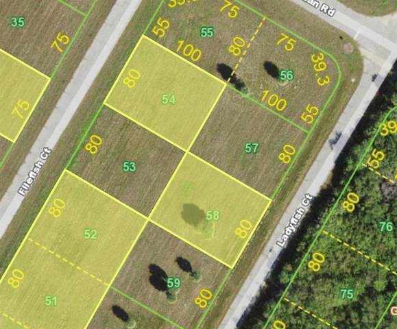 12460 Filefish Court Lot 58 - 12481 , Placida, FL 33946 (MLS #A4499699) :: The BRC Group, LLC