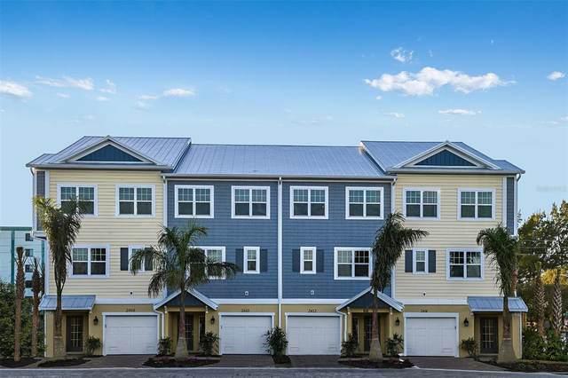 2503 Coral Court, Indian Rocks Beach, FL 33785 (MLS #A4499750) :: Lockhart & Walseth Team, Realtors
