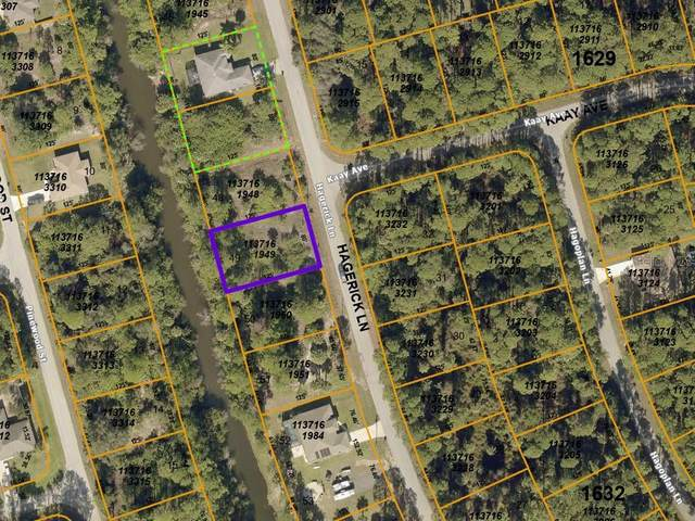 Hagerick (Canal) Lane, North Port, FL 34288 (MLS #A4499771) :: Bustamante Real Estate
