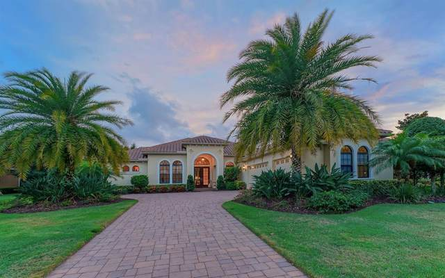 14808 Camargo Place, Lakewood Ranch, FL 34202 (MLS #A4499775) :: The Paxton Group