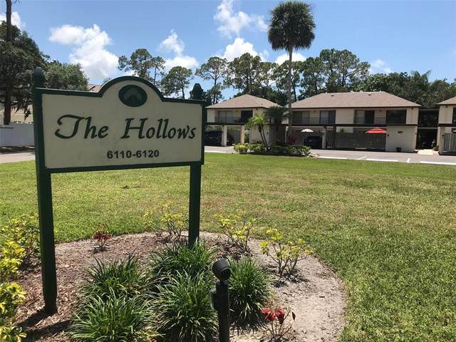 6120 Country Club Way #206, Sarasota, FL 34243 (MLS #A4499865) :: Gate Arty & the Group - Keller Williams Realty Smart