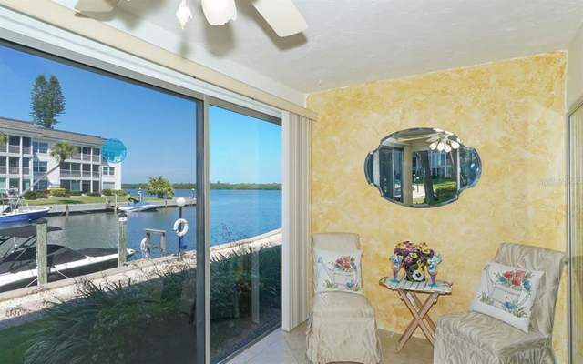 4320 Falmouth Drive B102, Longboat Key, FL 34228 (MLS #A4499882) :: Sarasota Home Specialists