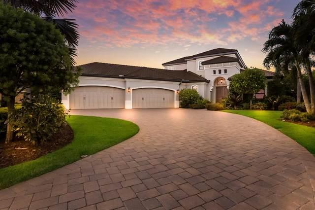 15303 Linn Park Terrace, Lakewood Ranch, FL 34202 (MLS #A4499912) :: Aybar Homes