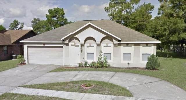 1429 Lodge Terrace, Deltona, FL 32738 (MLS #A4499954) :: The Kardosh Team