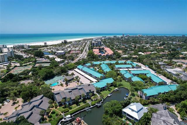 5625 Midnight Pass Road #611, Sarasota, FL 34242 (MLS #A4500017) :: Griffin Group
