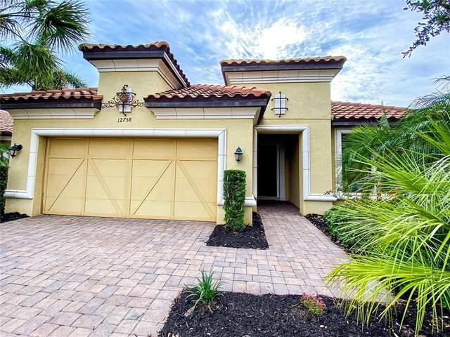 12758 Del Corso Loop, Bradenton, FL 34211 (MLS #A4500020) :: MVP Realty