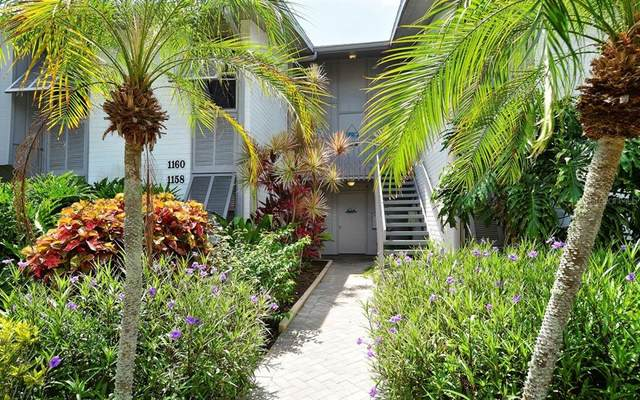 1160 W Peppertree Drive 113C, Sarasota, FL 34242 (MLS #A4500054) :: Sarasota Home Specialists