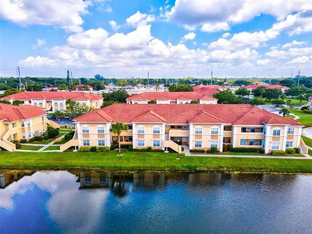 1130 Villagio Circle #107, Sarasota, FL 34237 (MLS #A4500057) :: Sarasota Home Specialists
