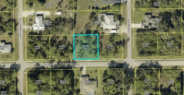705 E 6TH Street, Lehigh Acres, FL 33972 (MLS #A4500073) :: Delgado Home Team at Keller Williams