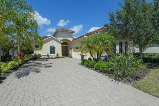 14921 Castle Park Terrace, Lakewood Ranch, FL 34202 (MLS #A4500079) :: Team Pepka