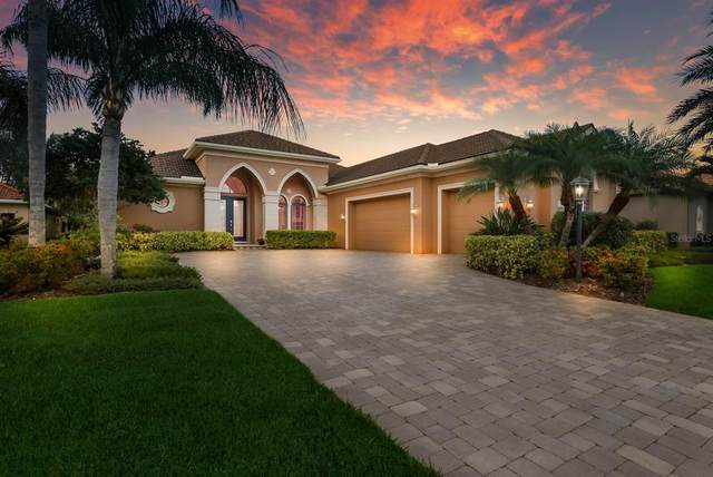 7051 Vilamoura Place, Lakewood Ranch, FL 34202 (MLS #A4500092) :: The Paxton Group
