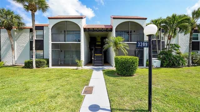 3209 Beneva Road #103, Sarasota, FL 34232 (MLS #A4500093) :: Sarasota Property Group at NextHome Excellence
