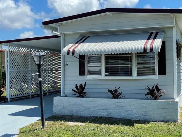 420 49TH Street E #62, Palmetto, FL 34221 (MLS #A4500106) :: Aybar Homes