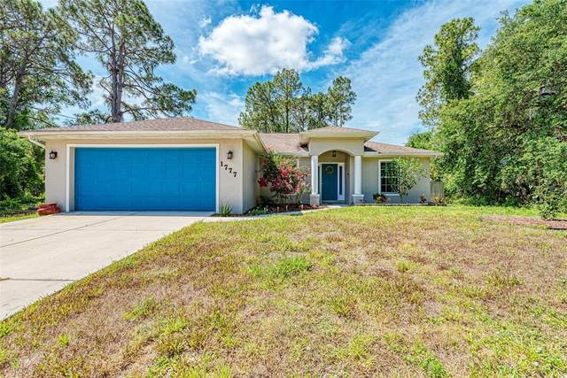 1777 Gantry Road, North Port, FL 34288 (MLS #A4500112) :: RE/MAX LEGACY