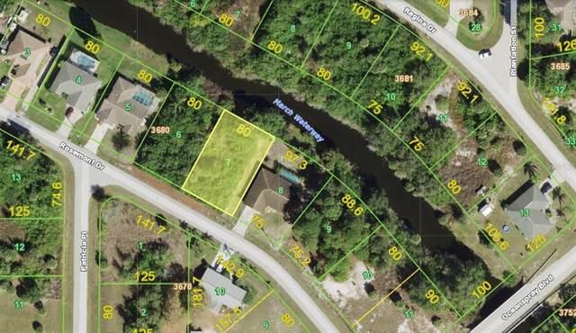 7370 Rosemont Drive, Englewood, FL 34224 (MLS #A4500120) :: MavRealty