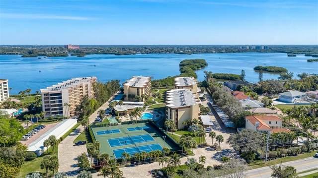 8779 Midnight Pass Road 503H, Sarasota, FL 34242 (MLS #A4500143) :: Visionary Properties Inc