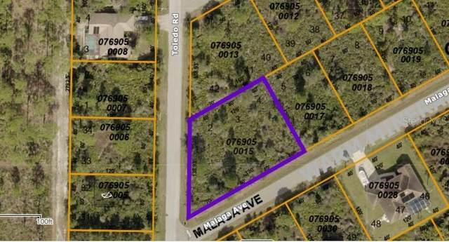 Malaga Avenue, North Port, FL 34287 (MLS #A4500168) :: The Kardosh Team