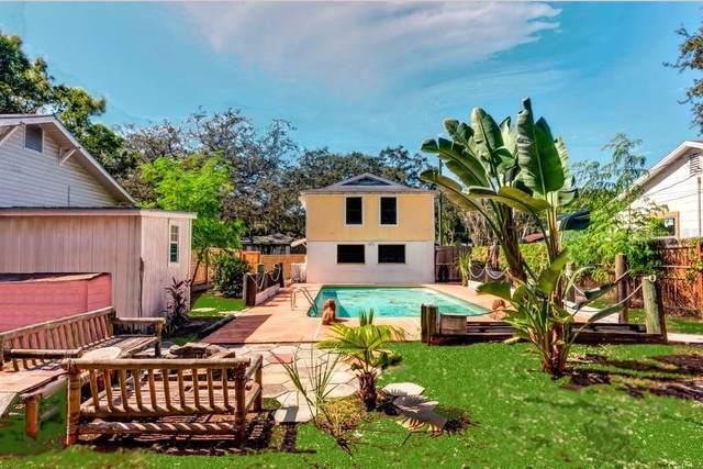 1744 46TH STREET SOUTH, St Petersburg, FL 33711 (MLS #A4500183) :: Bob Paulson with Vylla Home