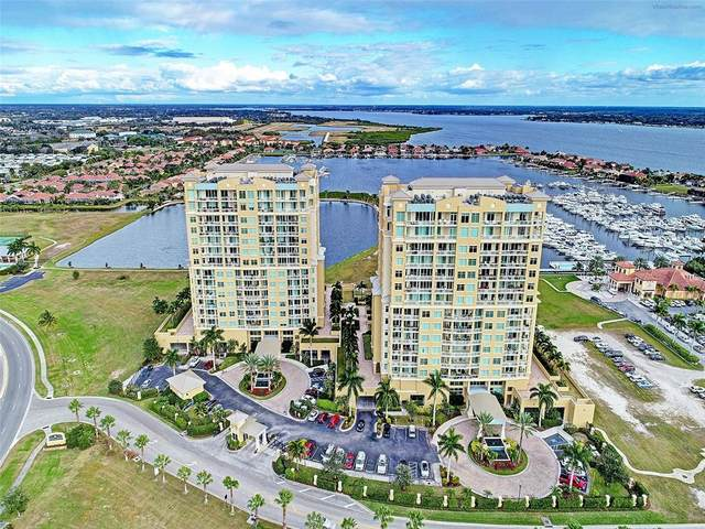 140 Riviera Dunes Way #404, Palmetto, FL 34221 (MLS #A4500200) :: Realty One Group Skyline / The Rose Team