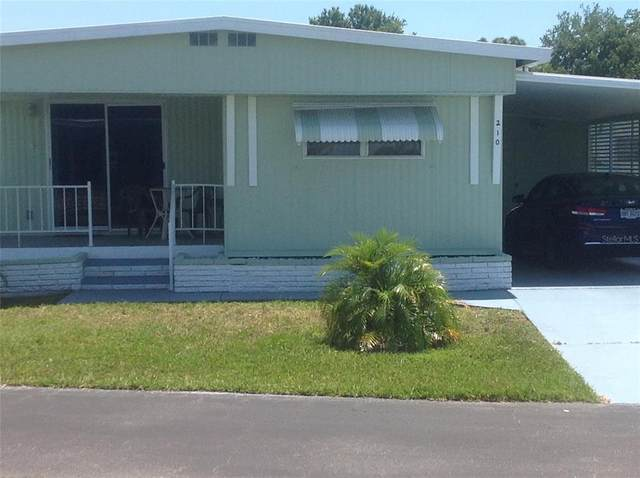 210 Danube Circle, Bradenton, FL 34207 (MLS #A4500224) :: Team Borham at Keller Williams Realty