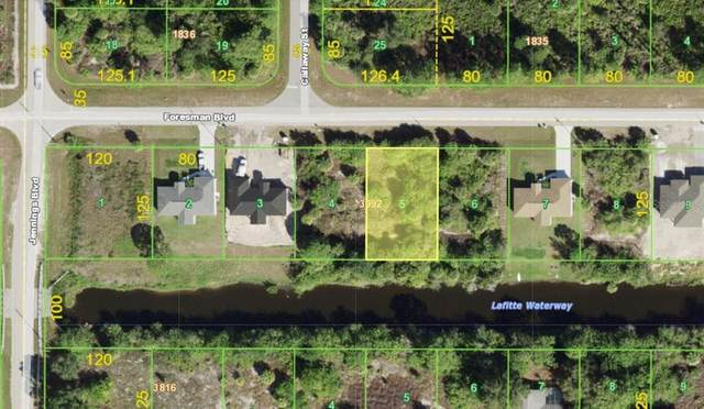 12043 Foresman Boulevard, Port Charlotte, FL 33981 (MLS #A4500248) :: The Heidi Schrock Team