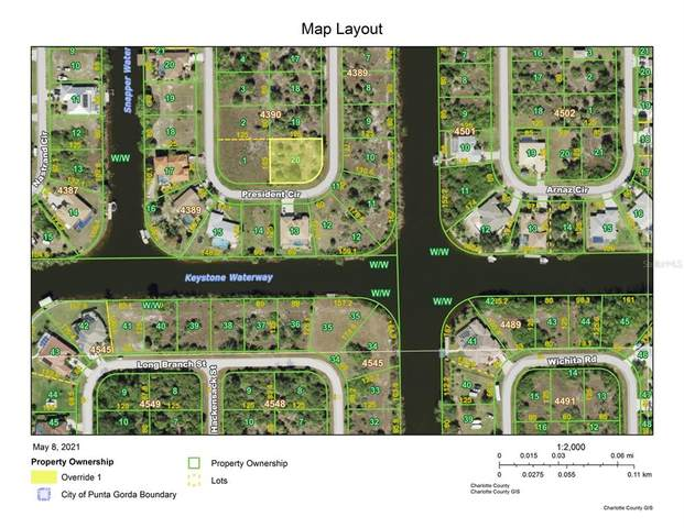 9565 President Circle, Port Charlotte, FL 33981 (MLS #A4500268) :: Armel Real Estate