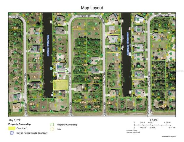 9284 Galaxie Circle, Port Charlotte, FL 33981 (MLS #A4500269) :: Armel Real Estate