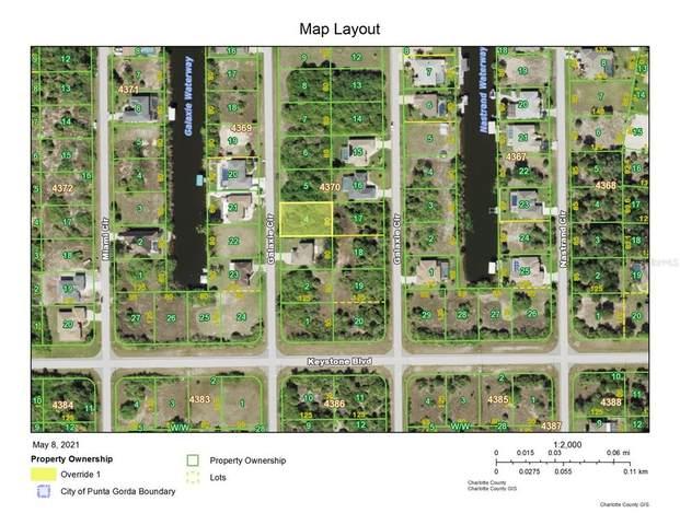 9293 Galaxie Circle, Port Charlotte, FL 33981 (MLS #A4500270) :: Armel Real Estate