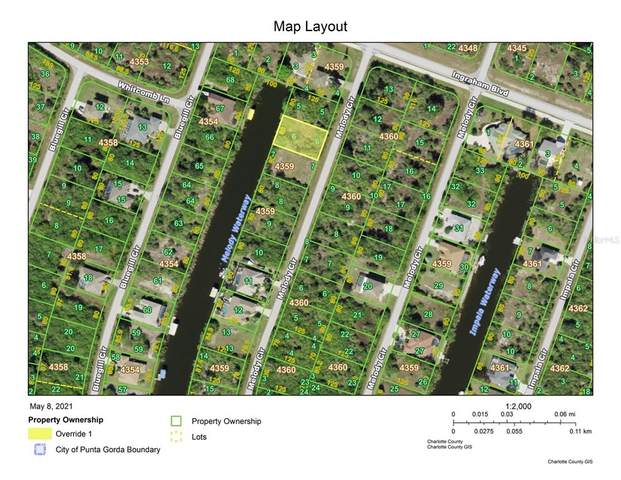 9562 Melody Circle, Port Charlotte, FL 33981 (MLS #A4500272) :: Armel Real Estate