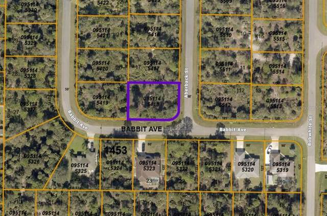Aberback Street, North Port, FL 34291 (MLS #A4500280) :: MVP Realty