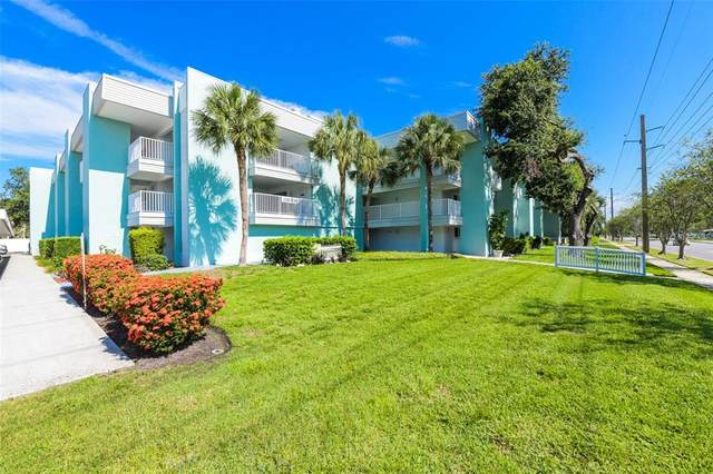 3300 S Beneva Road #224, Sarasota, FL 34239 (MLS #A4500284) :: New Home Partners