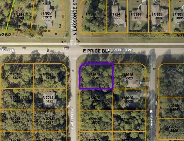 Lassonde Street, North Port, FL 34288 (MLS #A4500303) :: Armel Real Estate