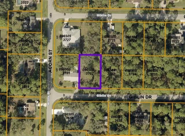 Giblin Drive, North Port, FL 34286 (MLS #A4500305) :: Premium Properties Real Estate Services