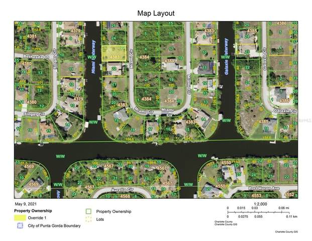 9628 Miami Circle, Port Charlotte, FL 33981 (MLS #A4500313) :: Armel Real Estate