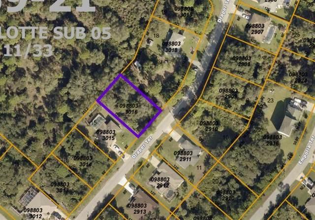 Draper Terrace, North Port, FL 34286 (MLS #A4500316) :: The Lersch Group