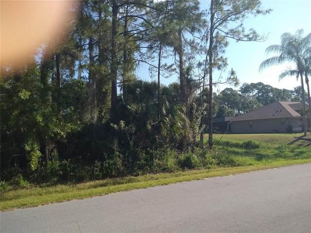 Eldron Avenue, North Port, FL 34286 (MLS #A4500325) :: Coldwell Banker Vanguard Realty