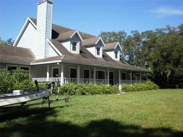5920 Sheps Island Road, Sarasota, FL 34241 (MLS #A4500345) :: Expert Advisors Group
