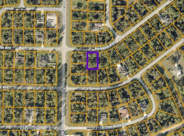 Beckwith Avenue, North Port, FL 34291 (MLS #A4500347) :: MVP Realty