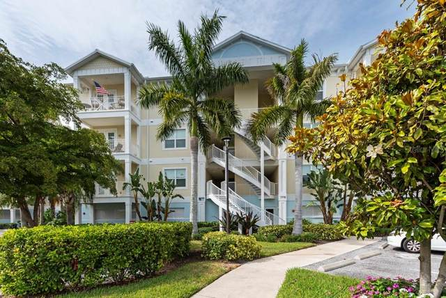 7710 34TH Avenue W #303, Bradenton, FL 34209 (MLS #A4500366) :: Keller Williams Realty Select