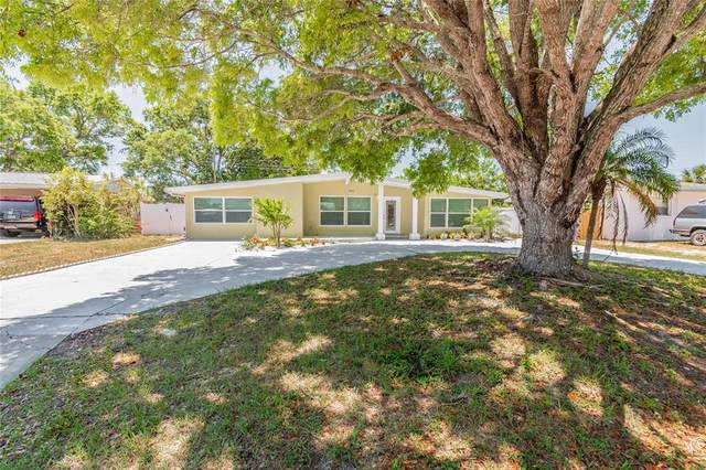 3412 Dante Drive, Sarasota, FL 34235 (MLS #A4500370) :: Armel Real Estate