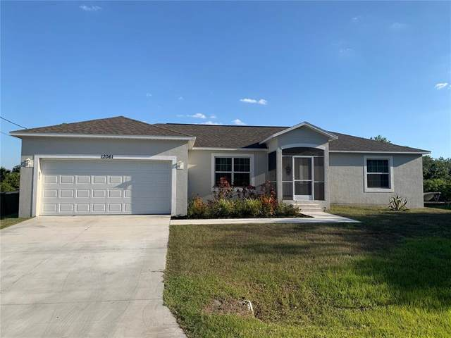 12061 Helicon Avenue, Port Charlotte, FL 33981 (MLS #A4500387) :: SunCoast Home Experts