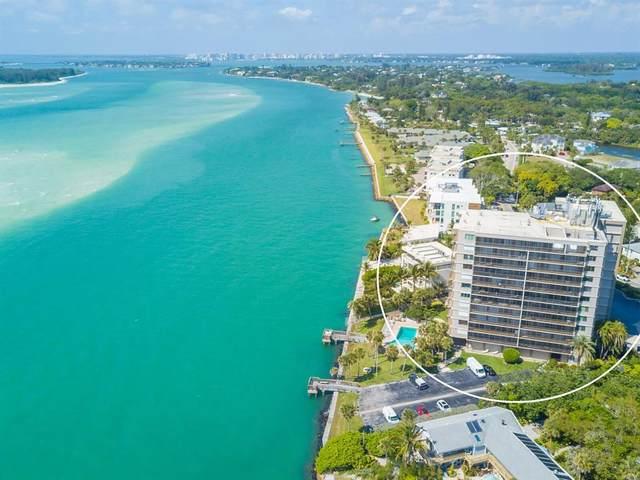 4822 Ocean Boulevard 4C, Sarasota, FL 34242 (MLS #A4500394) :: Griffin Group